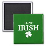 Proud FLINT IRISH! St Patrick's Day Magnets