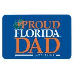 Proud Florida Dad Vinyl Magnets