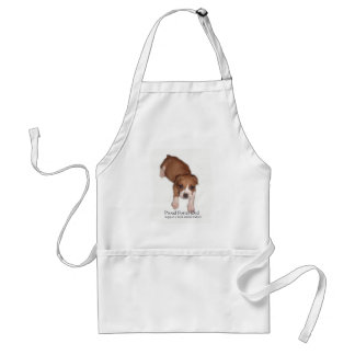 Proud Foster Dad Adult Apron