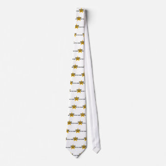 Proud Frame Work Knitter Neck Tie
