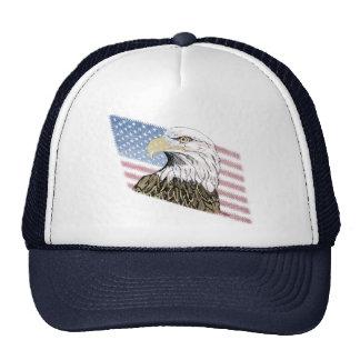 Proud & Free Mesh Hats