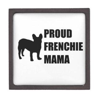 Proud Frenchie Mama Gift Box