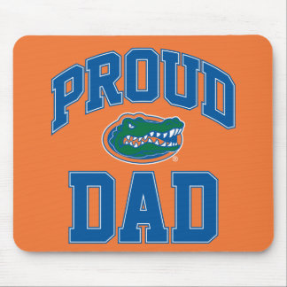 Proud Gator Dad Mouse Pad