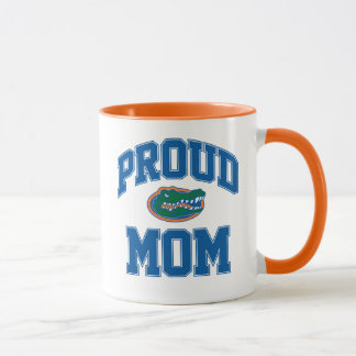 Proud Gator Mom Mug