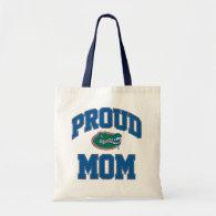 Proud Gator Mom Tote Bags