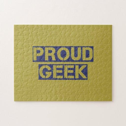 Proud Geek Puzzles