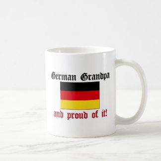 Proud German Grandpa Coffee Mug
