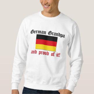 Proud German Grandpa Pullover Sweatshirt