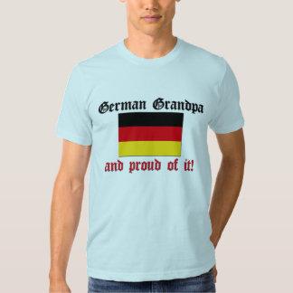 Proud German Grandpa T-shirt