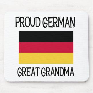 Proud German Great Grandma Mouse Pad