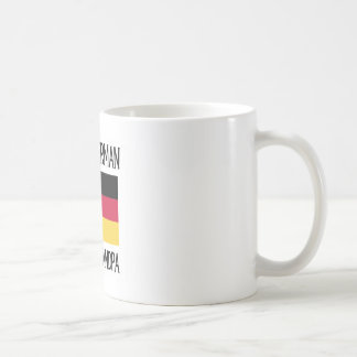 Proud German Great Grandpa Classic White Coffee Mug