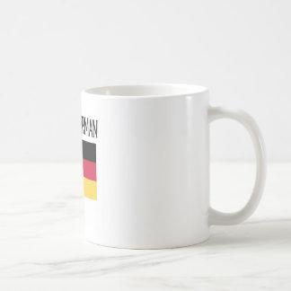 Proud German Opa Classic White Coffee Mug