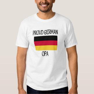 Proud German Opa Shirt