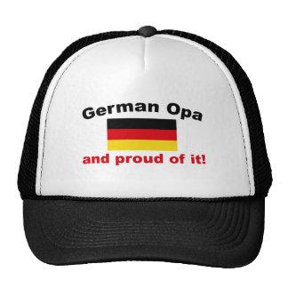 Proud German Opa Trucker Hat
