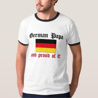 Proud German Papa T-Shirt