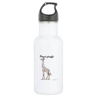 Proud Giraffe Liberty Water Bottle