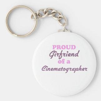 Proud Girlfriend of a Cinematographer Key Chain