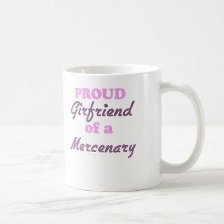 Proud Girlfriend of a Mercenary Classic White Coffee Mug