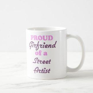 Proud Girlfriend of a Street Artist Coffee Mug