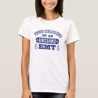 Proud Girlfriend of an Awesome EMT T-Shirt