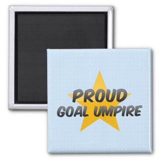 Proud Goal Umpire Magnet