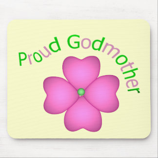 Proud Godmother Mouse Pad