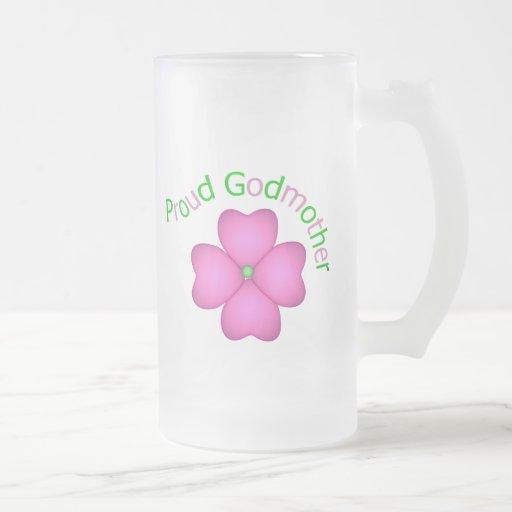 Proud Godmother Mugs