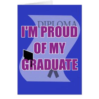 proud graduation card