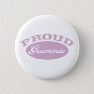 Proud Grammie Pinback Button