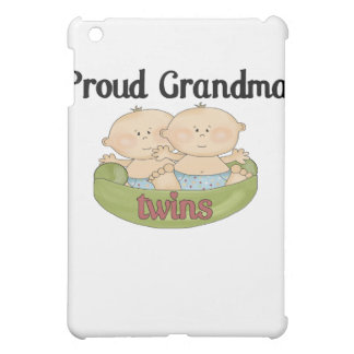 Proud Grand of Twins Case For The iPad Mini