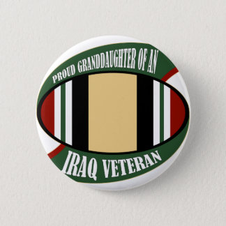 Proud Granddaughter Button