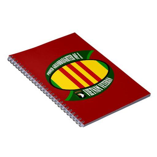 Proud Granddaughter Spiral Note Book