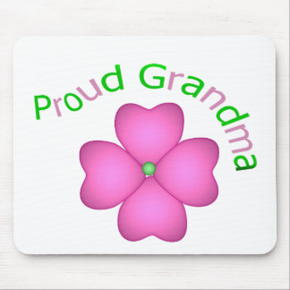 Proud Grandma Mouse Pad