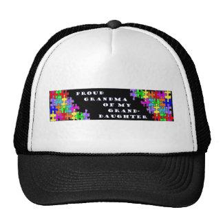 Proud Grandma Of My Grand-daughter Trucker Hat