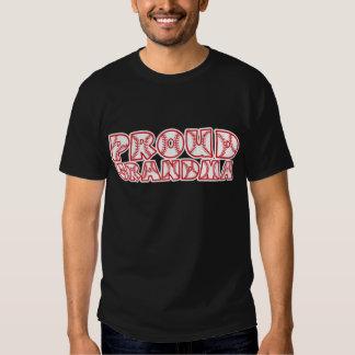 PROUD Grandma, red2 T Shirt