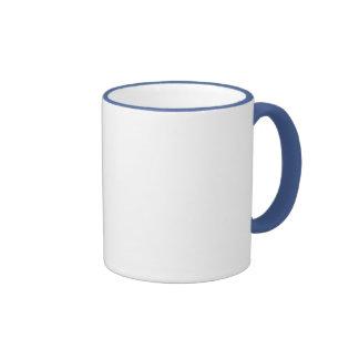 Proud, Grandma!-Ringer Style Mug
