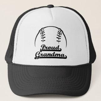 PROUD GRANDMA TRUCKER HAT