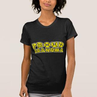 PROUD Grandma, yellow T-Shirt