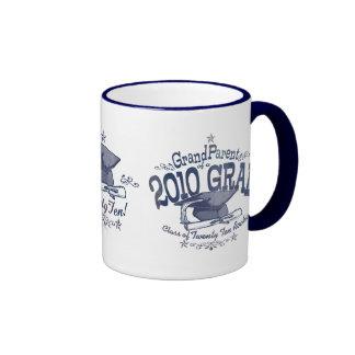 Proud GrandParent of 2010 Graduate Coffee Mugs