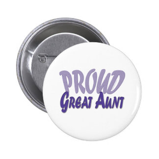 Proud Great Aunt Pin