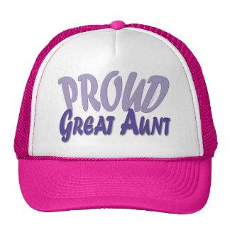 Proud Great Aunt Trucker Hat