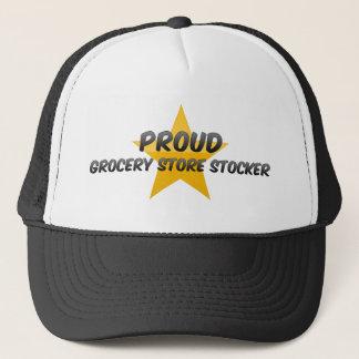 Proud Grocery Store Stocker Trucker Hat