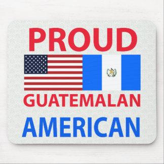 Proud Guatemalan American Mouse Pad
