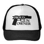 Proud Gun Owner Mesh Hats