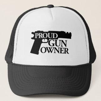 Proud Gun Owner Trucker Hat