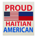 Proud Haitian American Print