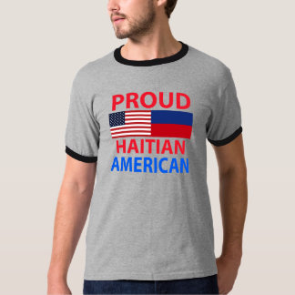 Proud Haitian American T-Shirt