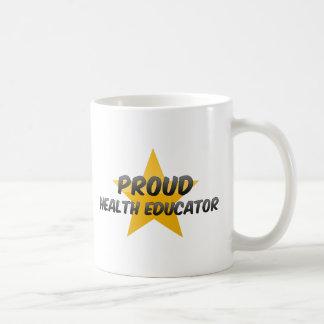 Proud Health Educator Classic White Coffee Mug