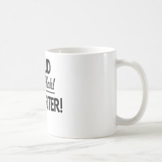 Proud Herb Kohl Supporter Coffee Mugs