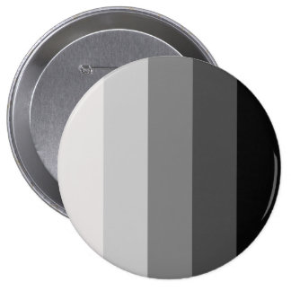 Proud Heterosexual 4 Inch Round Button